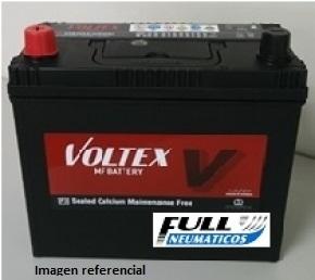 Batería Voltex N40B 50B24R Borne Delgado
