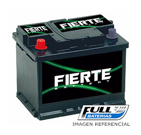 Batería Fierte N70 NX120