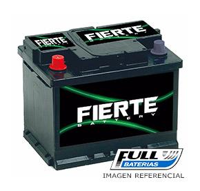 Batería Fierte N120